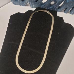 Vintage 14KGP Chain Necklace